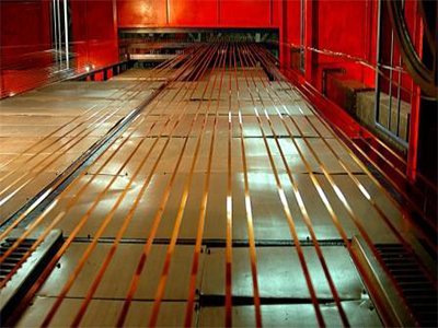 Quality Control Of Enameled Wires II --Annealing Process